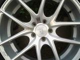 Продаются литые колесные диски с шинами